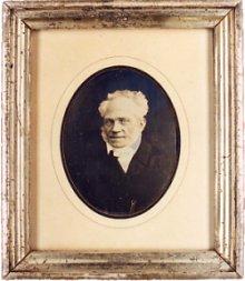Portrait Schopenhauer