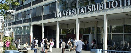 Frankfurt Unibibliothek